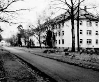 Smiley Barracks vor dem Umbau